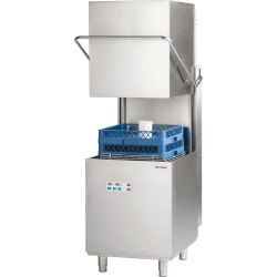 Zmywarka kapturowa 500x500, 11.1 kW z dozownikiem płynu myjącego
