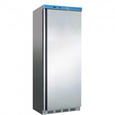 Szafa chłodnicza 600 l, wnętrze z ABS, stal nierdzewna