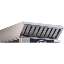 Okap z kondensatorem pary do pieców ChefTop EL GN 1/1