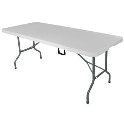 Stół cateringowy składany 1840x750x740 mm