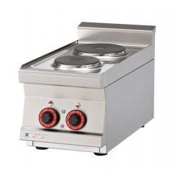 Kuchnia elektryczna top PCT - 63 ET, RM GASTRO, 00000576