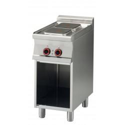 PCQ - 74 ET Kuchnia elektryczna zszafką PCQ - 74 ET, RM GASTRO, 00000857
