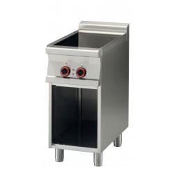 Kuchnia elektr. ceramiczna zszafką PCC - 74 ET, RM GASTRO, 00000858