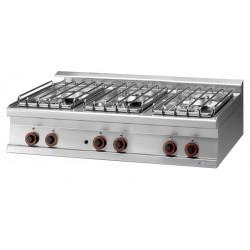 Kuchnia gazowa PCT - 712 G/P, RM GASTRO, 00001186