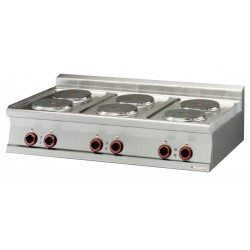 Kuchnia elektryczna PCT - 712 ET, , 00001157