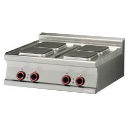 Kuchnia elektryczna PCQT - 78 ET, RM GASTRO, 00001154