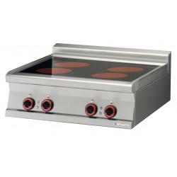 PCIT - 78 ET Kuchnia elektryczna indukcyjna PCIT - 78 ET, RM GASTRO, 00001156