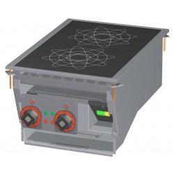 Kuchnia stołowa indukcyjna PCID - 74 ET, RM GASTRO, 00016719