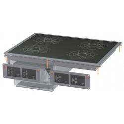 Kuchnia stołowa indukcyjna PCID - 78 ETD, RM GASTRO, 00016727