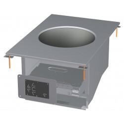 Kuchnia stołowa indukcyjna WOK PCIWD - 74 ETD, RM GASTRO, 00016729