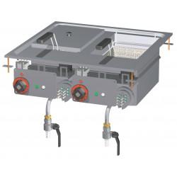 F2/10D - 66 ET Frytownica podwójna elektryczna F2/10D - 76 ET, RM GASTRO, 00016753