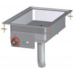 Patelnia multifunkcyjna elektryczna BRFD - 74 ET, RM GASTRO, 00016750