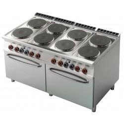 CF8 - 916 ET Kuchnia elektryczna zpiekarnikiem CF8 - 916 ET, RM GASTRO, 00001031