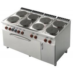 CF8 - 916 ETV Kuchnia elektryczna zpiekarnikiem CF8 - 916 ETV, RM GASTRO, 00001033