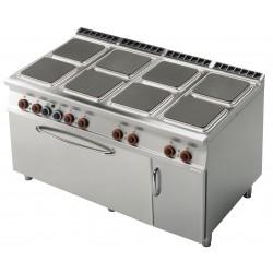 Kuchnia elektryczna zpiek. iszafką CFQ8 - 916 ETV, RM GASTRO, 00001034