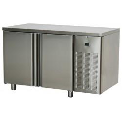 SCH - 2D/Z Stół chłodniczy dwudrzwiowy ze zlewem SCH - 2D/Z, RM GASTRO, 00008714