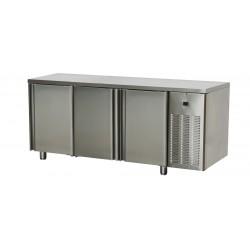 SCH - 3D/Z Stół chłodniczy trzydrzwiowy ze zlewem SCH - 3D/Z, RM GASTRO, 00008717