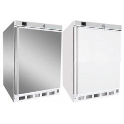 HR 200/S Szafa chłodnicza - 130 l nierdzewna HR 200/S, REDFOX, 00009955