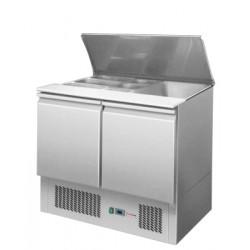 S 900 Stół chłodniczy na sałatki S 900, REDFOX, 00001402