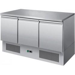 ST 903 (SCH - 3) Stół chłodniczy - 3 drzwi SCH - 3, REDFOX, 00010902