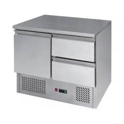 STZ 902 Stół chłodniczy  - drzwi i 2 szuflady STZ 902, REDFOX, 00011082