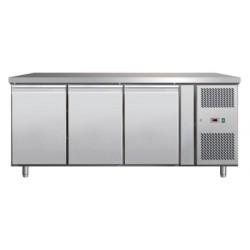 CNT 3 D (SCHF - 3) Stół chłodniczy - 3 drzwi SCHF - 3, REDFOX, 00011079