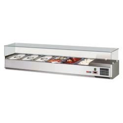 VCH - 3160 Witryna chłodnicza GN 1/3 NCH - 3160, REDFOX, 00010898