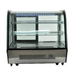 RTW 160L Witryna chłodnicza ekspozycyjna RTW 160L, REDFOX, 00020358