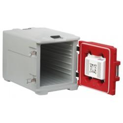 DVT 230 Termoport z drzwiami grzejnymi 230V DVT 230, REDFOX, 00001879