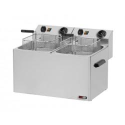 FE - 77 T Frytownica elektryczna 8 + 8 l trójfazowa FE - 77 T, REDFOX, 00000232