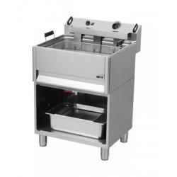 FE - 60/P Frytownica elektryczna trójfazowa FE - 60/P, REDFOX, 00000239