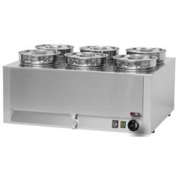 BM06W Podgrzewacz elektryczny do zup BM06W, REDFOX, 00020377