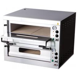 E - 8 Piec do pizzy 2-poziomowy E - 8, REDFOX, 00006543