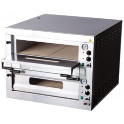 E - 12 Piec do pizzy 2-poziomowy E - 12, REDFOX, 00006554