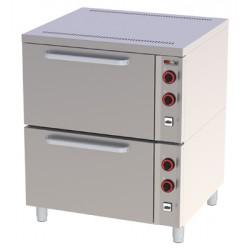EPP - 02 S Piekarnik elektryczny 2x GN 2/1 EPP - 02 S, REDFOX, 00020382