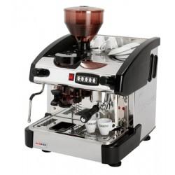 Ekspres do kawy 1-gr. z młynkiem - czarny EMC 1P/B/M/C, REDFOX, 00000431