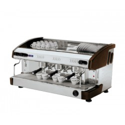 EC 3P/B/D/C Ekspres do kawy 3-gr. z wyświetlaczem EC 3P/B/D/C, REDFOX, 00005935