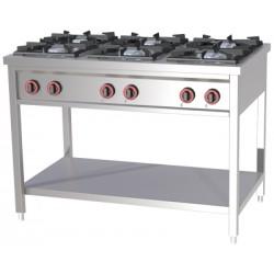SPF 120 G Kuchnia gazowa wolnostojąca SPF 120 G, REDFOX, 00011103
