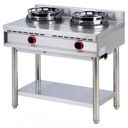 K - 2 G Kuchnia wok K - 2 G, REDFOX, 00007352