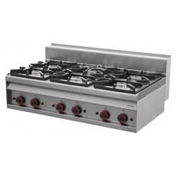 PC - 12 G Kuchnia stołowa gazowa PC - 12 G, REDFOX, 00000755