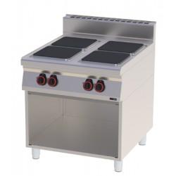 Kuchnia elektryczna na podstawie SPQ 90/80 E, , 00020457