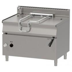 BR 90/120 E/N Patelnia elektryczna zuchylaniem ręcznym BR 90/120 E/N, REDFOX, 00016550