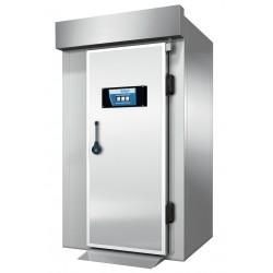 Schładzarko-zamrażarka szokowa 40xGN1/1 / EN 60x40 (centralne chłodzenie)