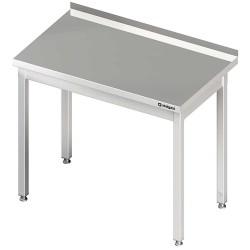 Stół przyścienny bez półki 600x600x850 mm skręcany