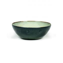TERRES DE REVESR misty grey/dark blue miska L 18.4cm 4/24
