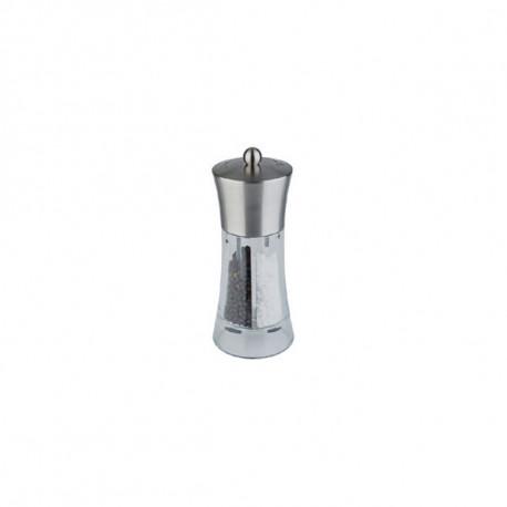 APS młynek sól/pieprz 18.5cm akryl