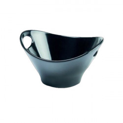 BILBAO miska 24.4x22.9cm czarna 1.6L /3