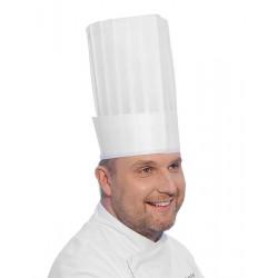 "Czapka kucharska ""LE GRAND CHEF"" - zestaw 10 sztuk"