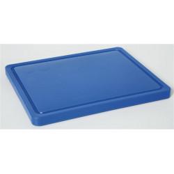 deska do krojenia HACCP - GN 1/2 niebieska