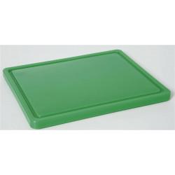 deska do krojenia HACCP - GN 1/2 zielona